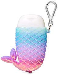 Bath and Body Works Ombre Mermaid Tail Light-Up Pocketbac Holder.