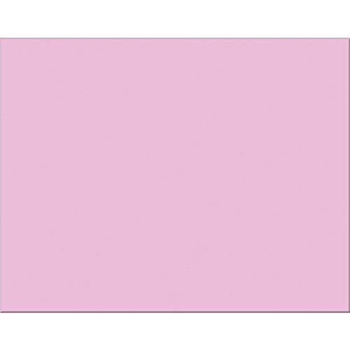 Pacon PAC54681 4-Ply Railroad Board, Pink, 22