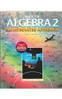 Larson Algebra 2: An Integrated Approach