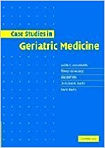 Case Studies in Geriatric Medicine by Judith C. Ahronheim (2005-09-05)