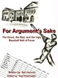 For Arguments Sake, Ron Henrich, 142086954X