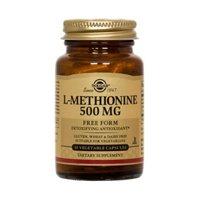 Solgar L-Méthionine 500 capsules