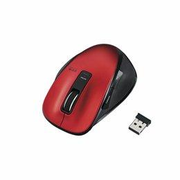 【まとめ 10セット】 エレコム 5ボタンワイヤレスBlueLEDマウス【まとめ EX-G