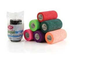 Equiwrap Cohesive Bandage Red by Robinsons HealthCare by Robinsons HealthCare (Image #1)