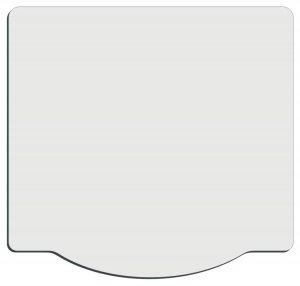 2x iLLumi AquaShield Premium Crystal HD Screen Protector Shield for HP Stream 8