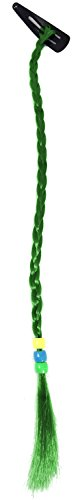 Green Patricks Costume Braided Extension