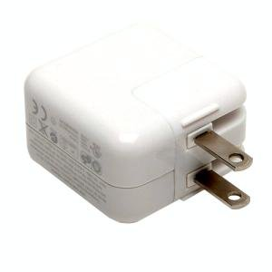 Apple AC 10W Charger Adapter Cube for Apple iPad, iPhone, iPod, and any other USB chargeable devices