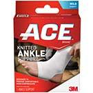 Knitted AnkleSupport, General Soreness, Swelling, Arthritis