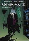 Underground, Bd.1, Pennerklatschen Broschiert – 1998 Andrew Vachss Hannu Lukkarinen Schreiber & Leser 392949793X