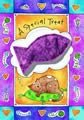 A Special Treat Catnip Toy Greeting Card