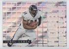 Jamal Lewis (Football Card) 2001 Topps - Hobby Masters - Topps 2001 Hobby