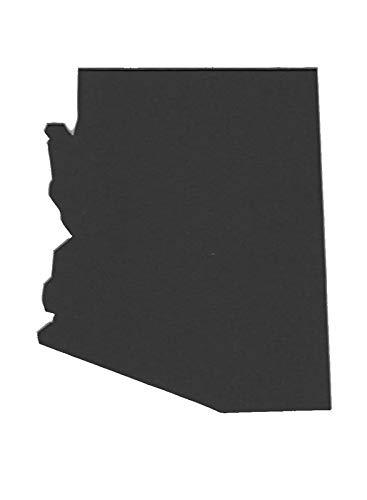 アリゾナ州 ステンシル 4枚パック 4枚重ね マットボード 11x14 8x10 5x7 4x6 B07J2H2P4W