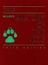 Miller's Anatomy of the Dog 3th (third) edition Text Only