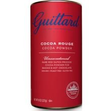 Red Cocoa (E Guittard Cocoa Rouge Cocoa Powder 8 Oz (Pack of 6))