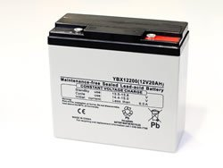 Replacement LEOCH LPX12-20 Battery by Technical Precision