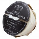 Coles Classic Christmas Pudding in Traditional Cotton Bag (1 pound)