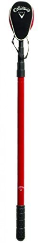 Retriever Golf Club Headcover - Callaway 15 Ft. Ball Retriever, Grabber Scoop Golf Pick up Saver, New