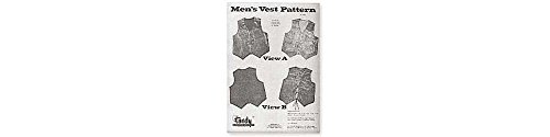 Tandy Leather Men's Vest Pattern 62666-00