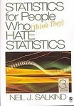 Read Online Statistics for People Who Think They Hate Statistics, 3rd Edition pdf epub
