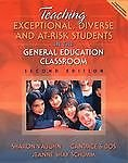 Teaching Exceptional Diverse and at Risk Students in General, , 0205310346