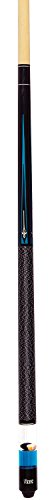 Minnesota Fats RCLAVA1 Liquid Lava Lightup Cue, Blue