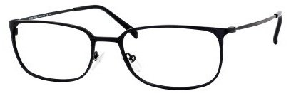 New Giorgio Armani Rx Ophthalmic Prescription Eyeglass Frame GA 825 0003 - Matte Black (54-18-140) - Black Eyeglasses 0003 Matte