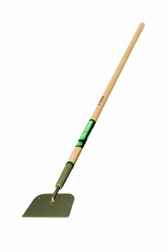 Truper 30022 Tru Tough Welded Sidewalk Scraper, 7-Inch X 4-1/2-Inch Head, 54-Inch Ash Handle (Scraper Sidewalk Ice)