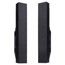 NEC-Mitsubishi Soundbar 80 Speaker Attachment for LCD1880SX-BK model (Black) by NEC-Mitsubishi