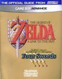 The Legend of Zelda: A Link to the Past Official Nintendo Player's Guide (Includes multiplayer adventure Four Swords)
