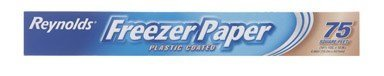 (Reynolds Freezer Paper 75 Square Feet (Pack of 10))