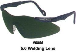 (IR 5.0 Smith & Wesson Safety glasses NEW eyewear)