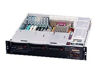 Supermicro CSE-825MTQ-R700LPB Chassis (Black) by Supermicro