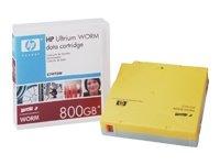 HP LTO Ultrium WORM x 1-800 GB - storage media (C7973W)