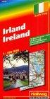 Hallwag Straßenkarten, Irland: With Touring Information (Road Map)