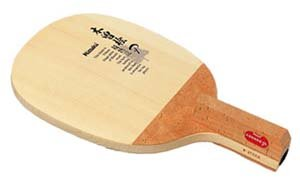 NITTAKU Excellent P Penhold Table Tennis Blade by Nittaku