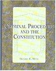 Criminal Procedure & The Constitution