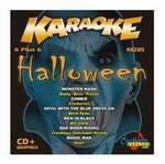 Karaoke Music CDG: Chartbuster POP6 CDG CB40285 - Halloween Vol. -