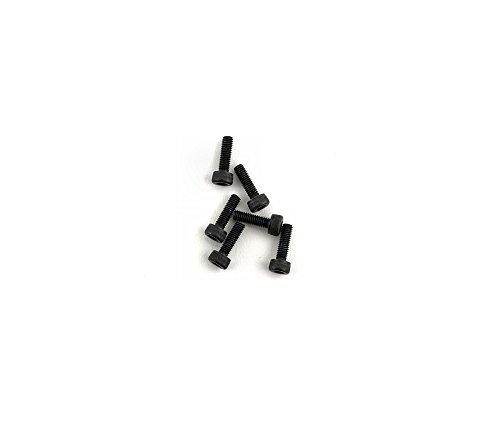 Cap Head Screw M3X10mm (Hex Socket/6pcs) Z543