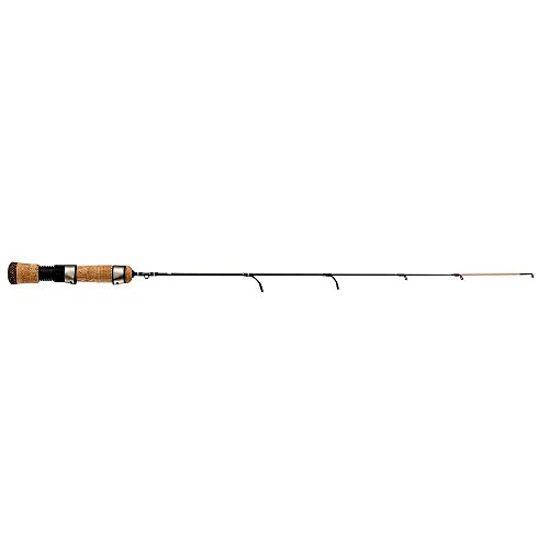 13 Fishing SN2-29 The Snitch Ice Rod Quick Action Tip with Hookset Backbone, 29