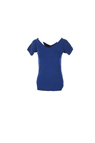 T-shirt Donna Anis XL Blu 739007 Primavera Estate 2017