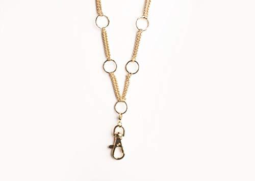 Dbl Chain (Gold) ()