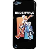 Undertale Sans And Papyrus Case / Color White Plastic / Device iPod Touch 5