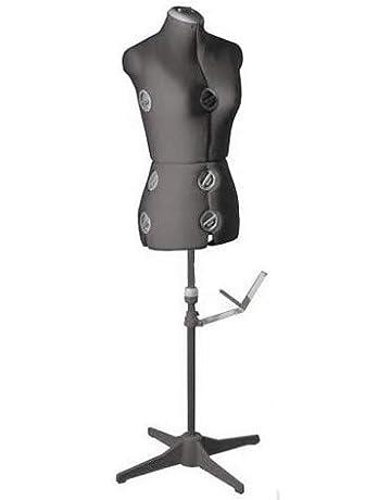 68b9b0c360157 Buste de couture Mannequin femme réglable (Taille 36 à 42) - SIERA Modèle  150