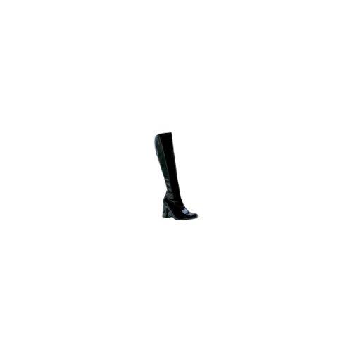 Ellie Shoes Inc Women's Gogo Boots Silver Size (70's Disco Shoes Womens)