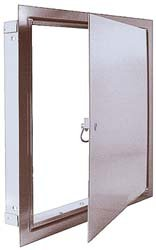 (Karp Inc. Dsc-214m Flush Access Door For All Surf - Stud, 24