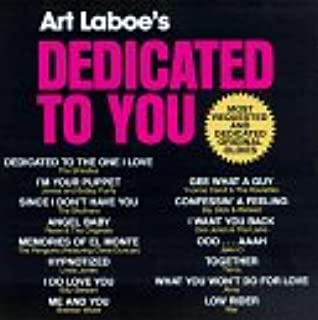 Art laboe dedications online dating