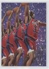 (Grant Hill (Basketball Card) 1995-96 Flair - New Heights #2 )