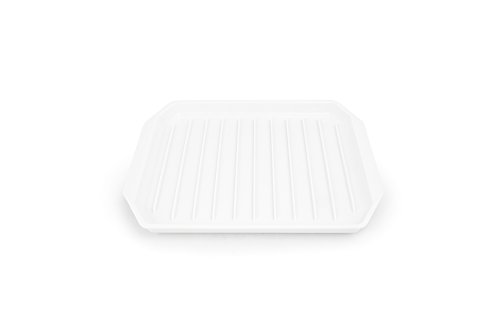 - Fox Run 6574 Microwave Bacon Rack/Cooker 9.8 inches White Plastic