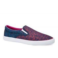 On Being Womens Canvas Well Slip Sneaker BucketFeet qXW7wxvUZU