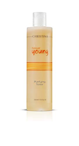 Forever Young Purifying Toner - Gentle, Nutrient-rich Skin Cleanser, for Normal, Dry, Combination & Sensitive skin, (10 fl oz) ()